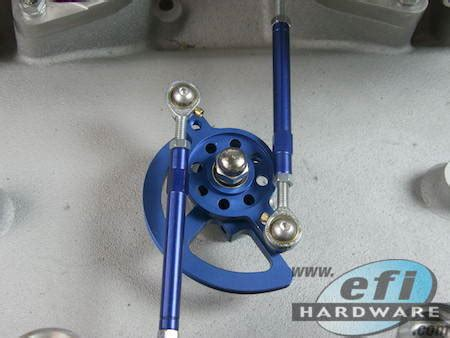 throttle bell crank pulley