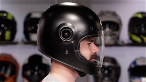 bell bullitt helmet review  revzillacom youtube