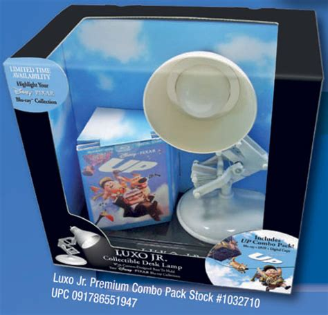 Luxo Jr Collectible L by Up Limited Edition Luxo Jr Collectible L Pack The