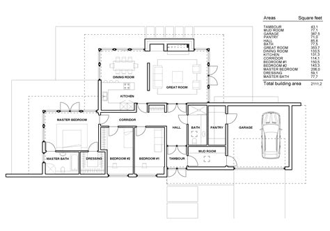 contemporary home designs and floor plans contemporary one house plans modern one house