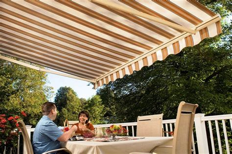 sunsetter awnings columbus retractable awnings shade