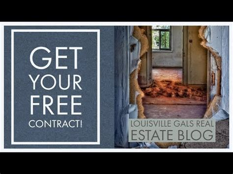 contract   fill   real estate sales