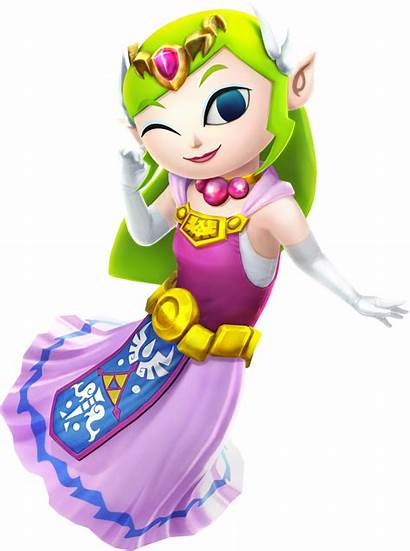 Zelda Toon Spirit Tracks Phantom Hyrule Warriors