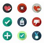 Icon Circle Rating Validate Button Icons Validation