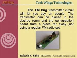 Fm Bug Project