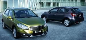 Suzuki Sx4 Crossover 2014 No Tendr U00e1 Grandes Cambios