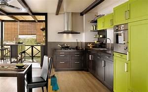 qeuls meubles couleur wenge et a quoi les associer 40 idees With associer les couleurs dans une cuisine