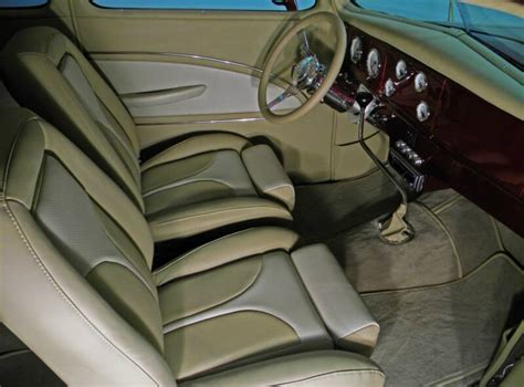 Street Rod Interior Ideas Pictures To Pin On Pinterest