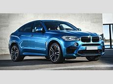 2016 BMW X6 M Wheel and Rim Size iSeeCarscom