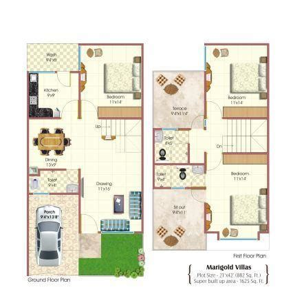 Ultimate English Villas 3bhk Apartments For Sale In Arera