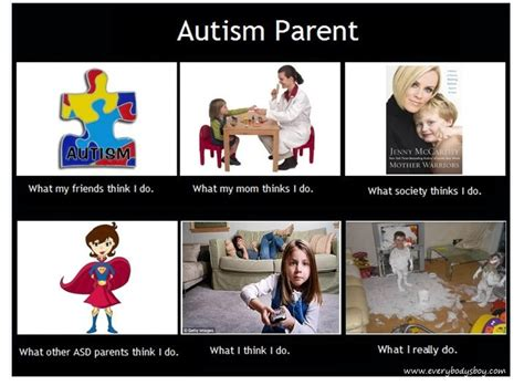 Autistic Memes - meme everybody s boy parents of kids with autism just exhale pinterest funny