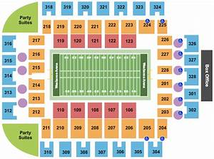 Wesbanco Arena Seating Chart