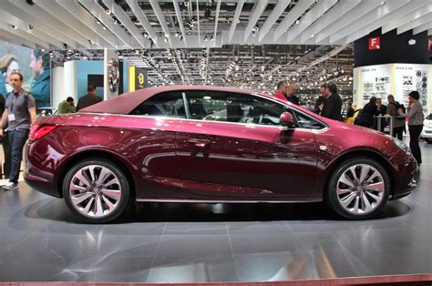 2018 Opel Cascada Picture 497285 Car Review Top Speed
