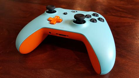 Xbox One S Controller Review New Features And Custom Colors Make For A Great Successor Pcworld