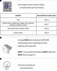 Framcolor Bold Instructions