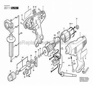 Skil 6325 Parts List And Diagram