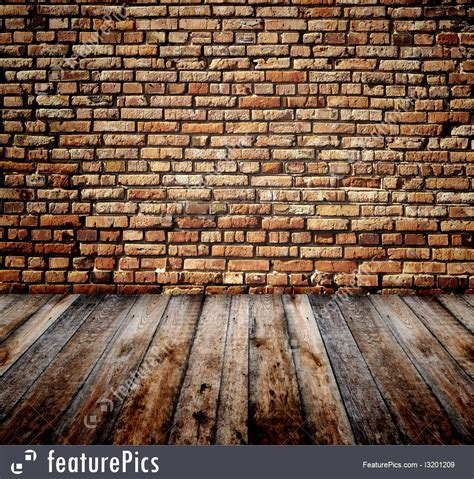 picture   room  brick wall