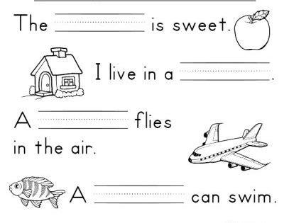 snapshot of reading readiness worksheet 1 worksheets kindergarten