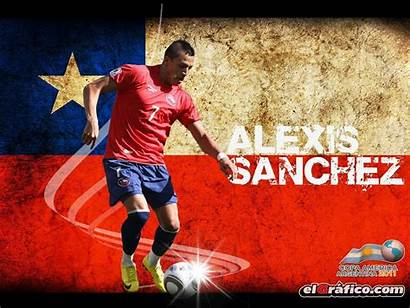Alexis Wallpapers Chile Sanchez Football National Team