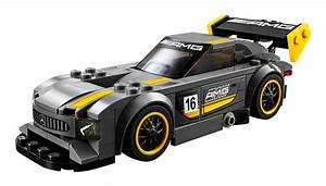 LEGO Speed Champions 75877 Pas Cher Mercedes AMG GT3