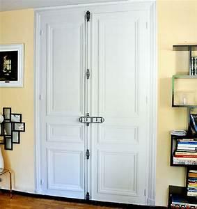 Papier Peint Trompe L4oeil : papier peint porte ancienne trompe l 39 oeil ~ Premium-room.com Idées de Décoration