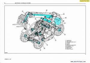 New Holland Lm740 Telehandler Workshop Manuals Pdf