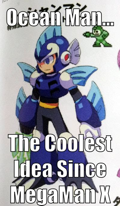 Ocean Man Memes - ocean man meme by mephilesthedark2182 on deviantart