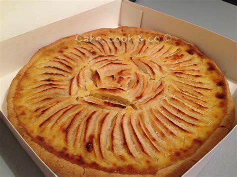 cake cook co tarte aux pommes alsacienne