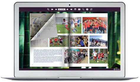 digital yearbook maker multimedia yearbook software