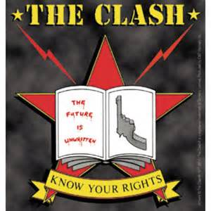 Know Your Rights Clash