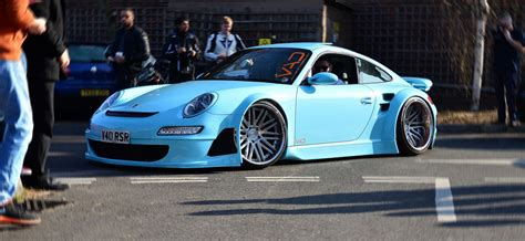 wide porsche stancenation form function