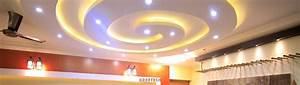 False Ceiling Interiors in Chennai Kraftech