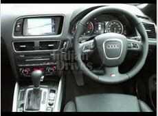 2011 Audi Q5 First Look Interior and Exterior Video
