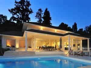 photo de maison d architecte contemporaine