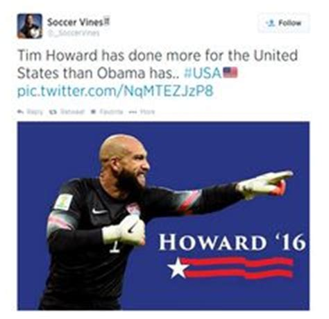 Tim Howard Memes - world cup 2014 goalkeeper tim howard tattoo me pinterest beautiful tim o brien and most