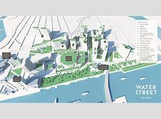 Architects revealed for Water Street Tampa development