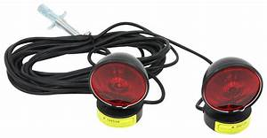 Roadmaster Deluxe Magnetic Tow Lights