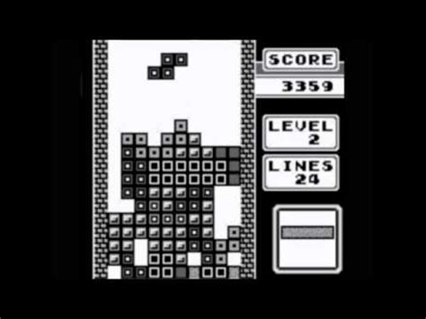 Tetris Part 1 And There Was Much Rejoicing Youtube