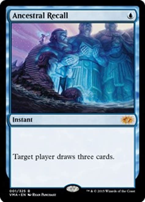 Mtg Deck Test Draw by The Power Nine Magic The Gathering