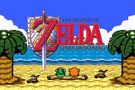 The Legend Of Zelda Links Awakening Remade In Ocarina Of