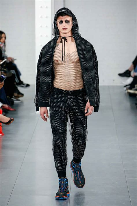 nicopanda fall winter 2018 london fashion week male