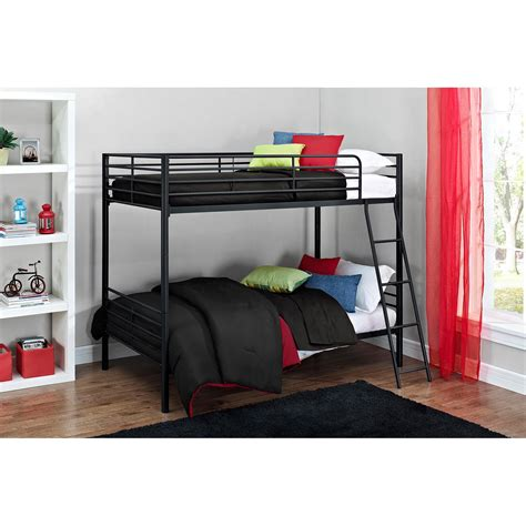 mainstays bunk bed mainstays convertible bunk bed