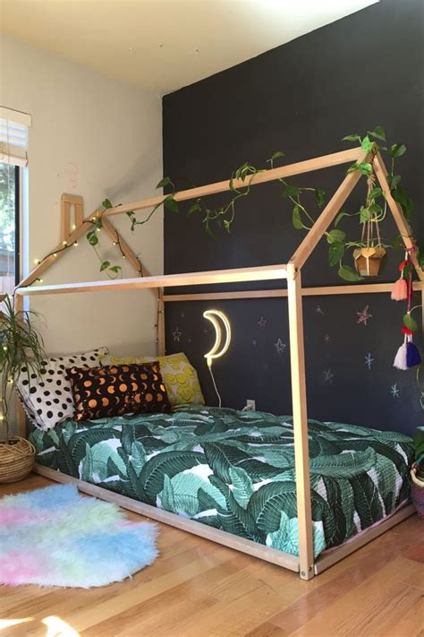 the bedroom decor best 25 house beds ideas on unique toddler