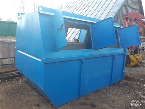 Lielgabarīta atkritumu izvešana iedzīvotājiem jāorganizē ...
