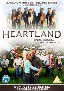 heartland complete season 6 dvd zavvi uk