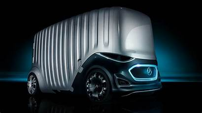 Mercedes Future Benz 4k Vision Urbanetic Cars