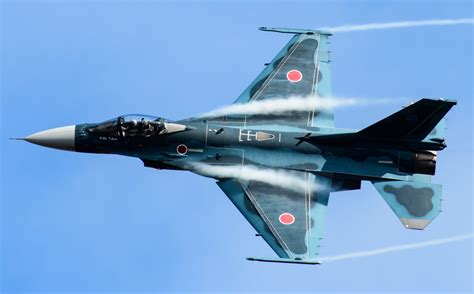 Mitsubishi F 2 by Japan S Elite F 16 Derivative How Capable Is The