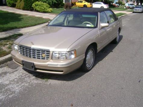 how does cars work 1997 cadillac deville electronic toll collection find used 1997 cadillac sedan deville 4dr low miles 58k miles in excellent condition in wantagh
