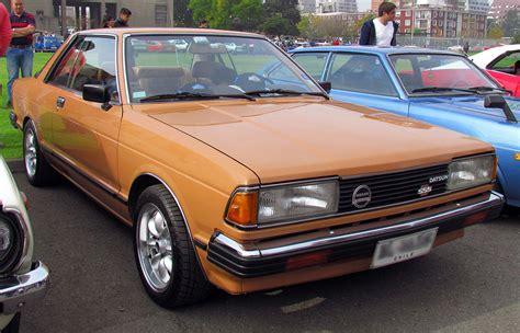 Nissan Datsun by Datsun Bluebird 910
