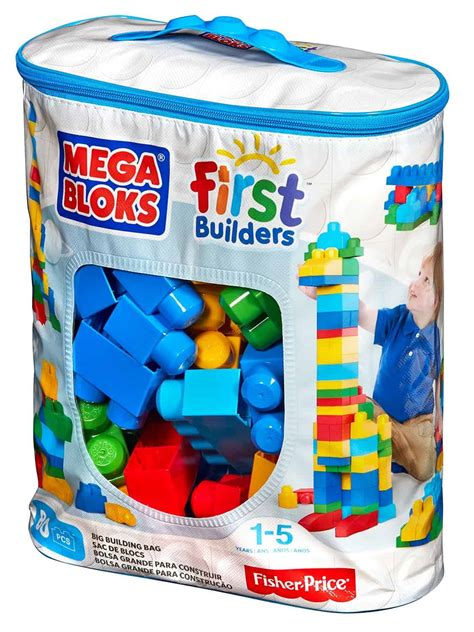 boys toys gifts christmas building bag mega classic bloks toddler toddlers builders